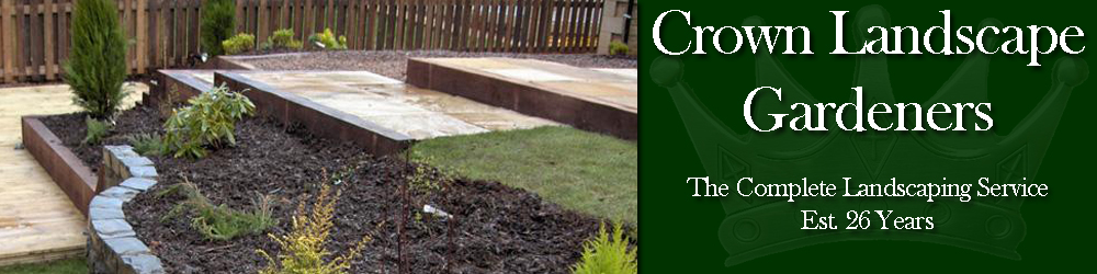 crown landscape gardeners romford essex