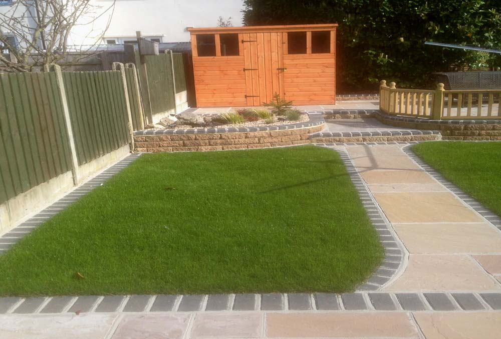 Crown Landscape Gardeners based in Romford Essex. The complete ...